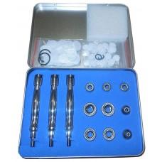 Комплект насадок для микродермабразии apch-36