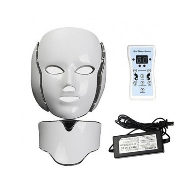 Светодиодная LED маска (7 цветов) apchn-02
