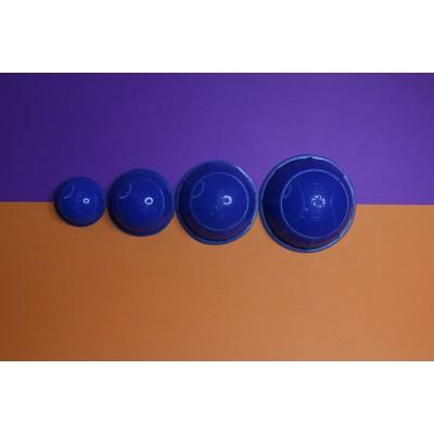 Вакуумные банки силиконовые чашки 12 шт.