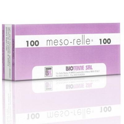Иглы для мезотерапии Meso-relle 32G (0.23 x 4 мм)