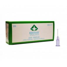 Иглы инъекционные для мезотерапии Mesoram 30G 0,3х4мм