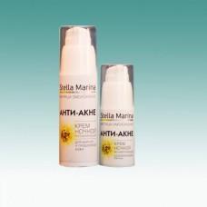 Крем ночной «Анти-акне» для жирной и проблемной кожи