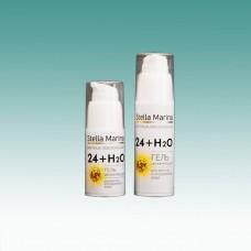 Гель увлажняющий «24+Н2О» для жирной и проблемной кожи