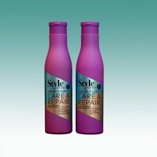 Сыворотка-шампунь «Care & Repair» интенсивное восстановление волос 250 мл