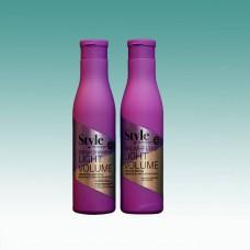 Сыворотка-шампунь «Light Volume» объём без утяжеления волос 250 мл