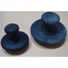 Акупунктурный камень, овальный (Базальт)